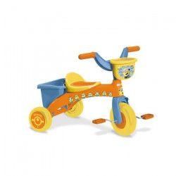 LES MINIONS Tricycle avec bacs - Vélo enfant / bébé