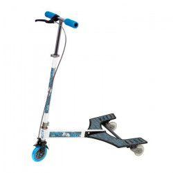 CDTS Trottinette 3 roues Wings Glider - Acier