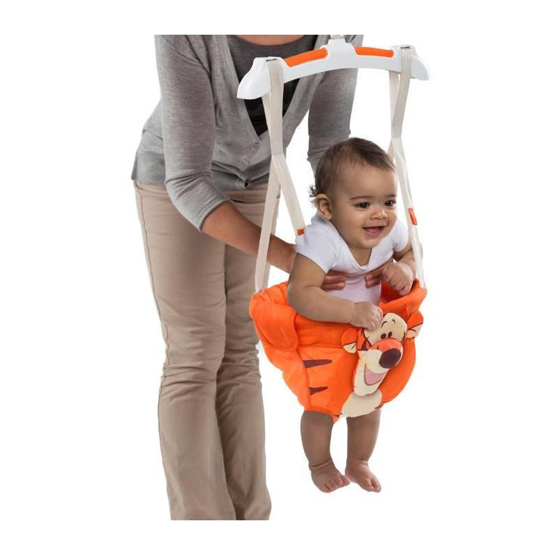 De Disney Tigrou Porte Baby Orange Sauteur Youpala n0OwPk