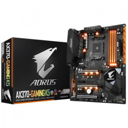 Gigabyte Carte mere GA-AX370-Gaming K5 - AMD X370 - Socket AM4 - DDR4 - 2667 MHz - 64 Go - GA-AX370-Gaming K5