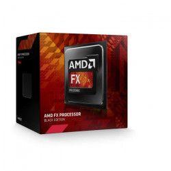 AMD FX 8350 Black Edition 4GHz - FD8350FRHKBOX