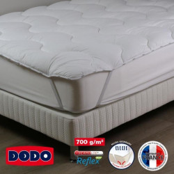 DODO Surmatelas 140 x 190 - Polyester thermolite - MAJESTIQUE