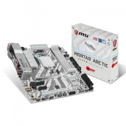 MSI Carte mere H270M MORTAR ARCTIC - Socket LGA 1151 - DDR4