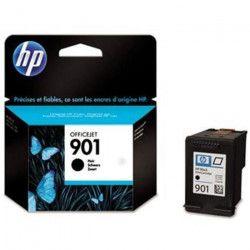 HP Cartouche d`encre 901 - 200 pages - 1 Pack - Blister multi tag - Noir
