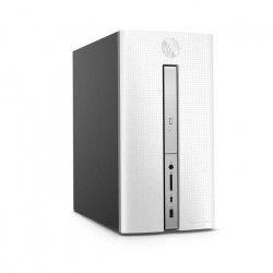 HP PC BUREAU Pavilion - 570p037nf - 4 Go de RAM - Windows 10- Intel Core i5-7400 - Intel HD Graphics - Disque dur 1