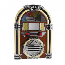 INOVALLEY RETRO 13 Chaîne HiFi style Jukebox