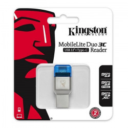 KINGSTON Lecteur de cartes microSD MobileLite DUO 3C