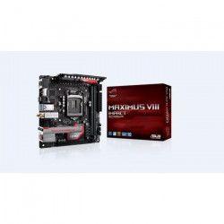 ASUS Carte mere MAXIMUS VIII IMPACT - Socket LGA1151 - RAM DDR4 - mini ITX
