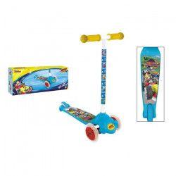 MICKEY - Trottinette enfant 3 roues Twist & Roll - Disney - Garçon - A partir de 3 ans
