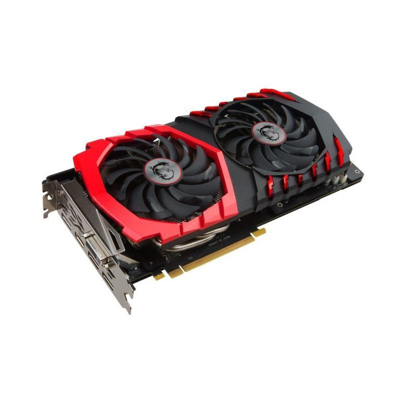 msi carte graphique geforce gtx 1060 gaming x 6g 6go. Black Bedroom Furniture Sets. Home Design Ideas