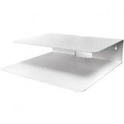 ONE FOR ALL SV7311 - Etagere a 2 niveaux en métal pour accessoires TV/AV