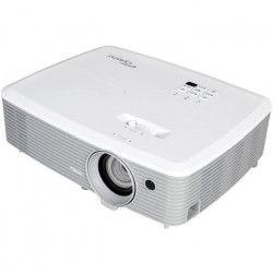 OPTOMA W400 Vidéoprojecteur HD - 4000 ANSI Lumens - Full 3D