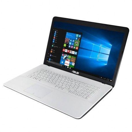 ASUS PC Portable F751LAV TY596T blanc 17.3' 4Go de RAM Windows 10
