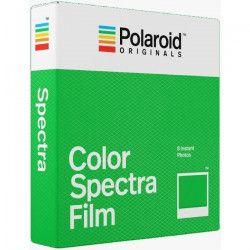 POLAROID ORIGINALS Films instantanés couleurs pour appareil photo Polaroid Image/Spectra