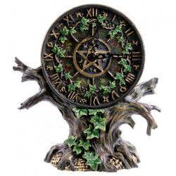 Horloge de décoration - Arbre aastrologie