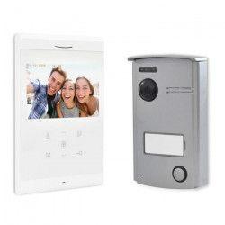 SCS SENTINEL Visiophone Visiodoor 4,3` 2 fils couleur mains libres