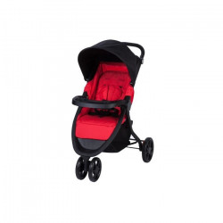 SAFETY 1ST Poussette 3 roues Urban trek - Des la naissance - ribbon red