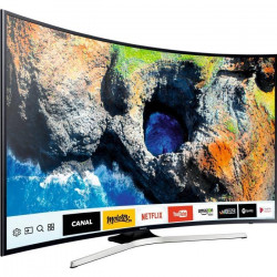 SAMSUNG UE55MU6292 TV LED incurvée UHD 138 cm (55``) - Smart TV - 3 x HDMI - Classe énergétique A