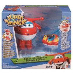 SUPER WINGS Robot Transformable avec télécommande