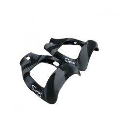 Coques de protection en silicone pour Gyropode Noir et gris