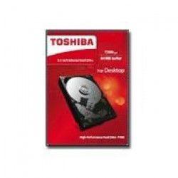 Toshiba Disque Dur interne P300 3,5`` Boite Retail - 3 To - 7200 rpm - 64 Mb