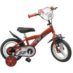 Vélo 12` Speed - Garçon - Rouge