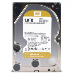 WD Disque dur interne Gold - 1To - 128Mo - 3.5` WD1005FBYZ