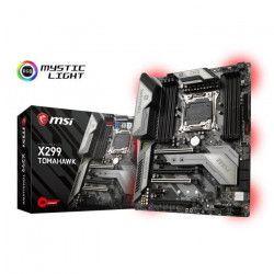 MSI Carte mere INTEL X299 TOMAHAWK - Socket 2066 - DDR4 - 4266+(OC) Mhz