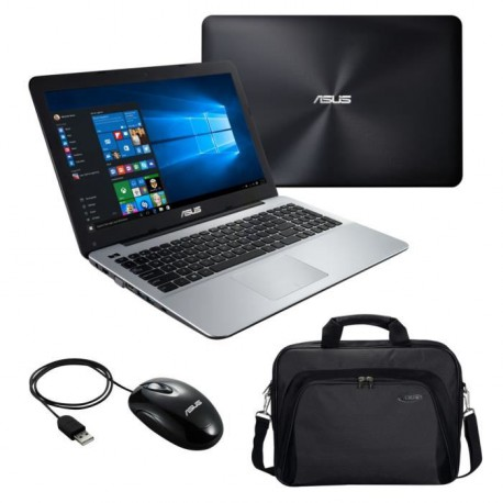 asus pc portable x555la xx3000t 15 6 39 4go ram windows. Black Bedroom Furniture Sets. Home Design Ideas