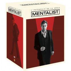 Coffret DVD The Mentalist - L`intégrale de la série