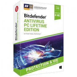 BITDEFENDER Antivirus PC Lifetime Edition 1 PC
