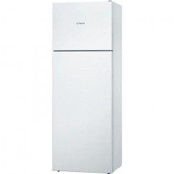 BOSCH KDV47VW30 - Refrigérateur congélateur haut - 401L (315L+86L) - Froid LowFrost - A++ - L70 x H191cm - Blanc