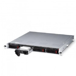 BUFFALO Serveur NAS TeraStation 3410RN - 4 Baies - 16 To - rack-montable - SATA 6Gb/s - RAID 0, 1, 5, 6, 10, JBOD -