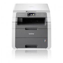 Brother Imprimante multifonction 3 en 1 DCP-9015CDW - Laser - LED - Couleur - Ecran tactile - Recto/Verso - WIFI -