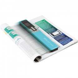 Iris Scanner IRIScan Book 5 - Portable - Couleur - 1200 ppp - A4 - Turquoise