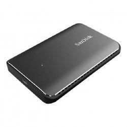 SANDISK Disque dur Externe SSD EXTREME 900 - 1,92TB - USB 3.1 Gen 2 - Noir