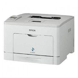 EPSON Imprimante WorkForce AL-M300DN - Laser - Monochrome - USB 2.0 / Gigabit LAN - RectoVerso - A4