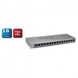 NETGEAR Switch configurable ProSAFE Plus GS116Ev2