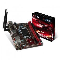 MSI Carte mere H270I GAMING PRO AC - Socket LGA 1151 - DDR4