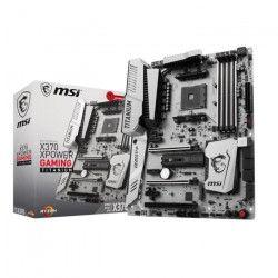 MSI Carte mere X370 XPOWER GAMING TITANIUM - Socket AM4 - DDR4 - 3200 MHz - X370 XPOWER GAMING TITANIUM