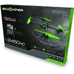MODELCO Drone Sky Viper MDA Streaming video - Noir et Vert