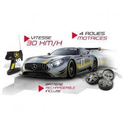 MONDO Voiture radiocommandée Mercedes AMG GT3 - Echelle 1:10 - A partir de 8 ans