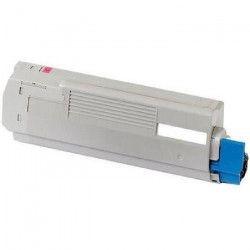OKI Cartouche toner 43381906 - Compatible C5600/C5700 - Magenta - Capacité standard 2.000 pages