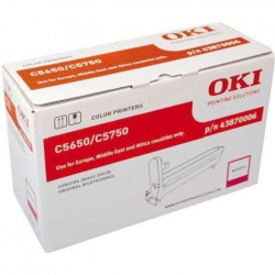 OKI Tambour - Magenta - Capacité standard 20.000p