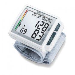 Tensiometre de poignet SANITAS SBC 41 - 60 emplacements de mémoire - Tour de poignet de 14-19,5 cm