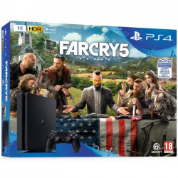 Nouvelle PS4 1 To + Far Cry 5 Jeu PS4