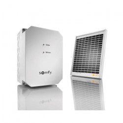SOMFY Kit d`alimentation solaire pour motorisation