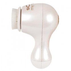 SOLAC S90302600 Brosse visage My Sonic - 2 brosses : nettoyage quotidien + exfoliation