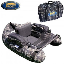 LINEAEFFE Float Tube Belly Boat - Coloris camouflage
