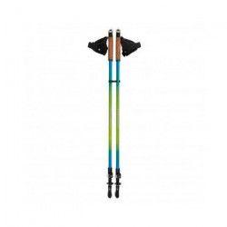 COLUMBUS Paire de bâtons de Nordic Walking ND 2 Bleu